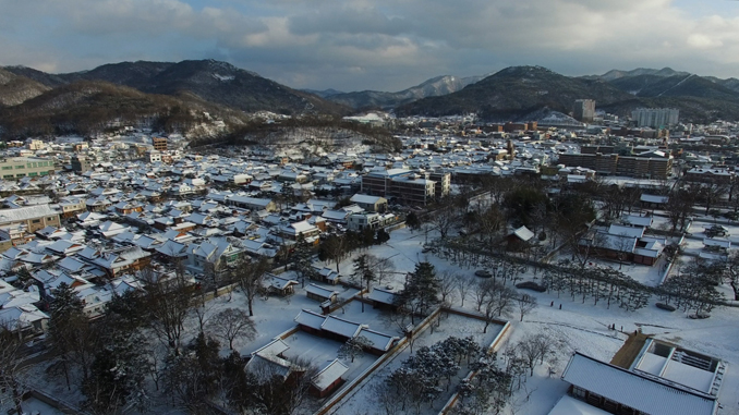 Dearest Hanok Village