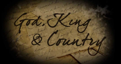 God, King and Country