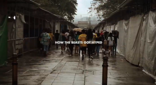 How the beasts got hyped