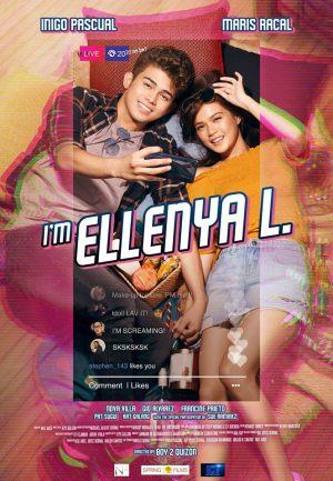 I'm Ellenya L