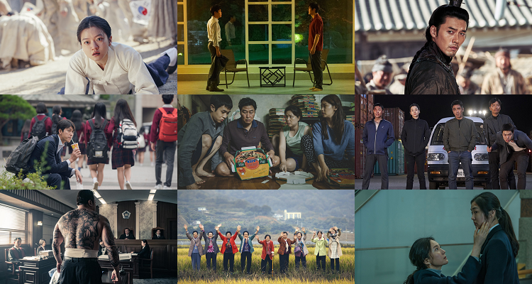 10 Films you cannot miss at the 10th Korean Film Festival in