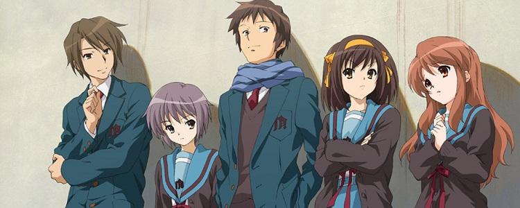 The Disappearance Haruhi Suzumiya